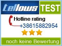 tellows Bewertung +38615882954