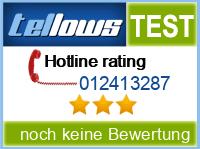 tellows Bewertung 012413287