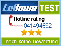 tellows Bewertung 041494692